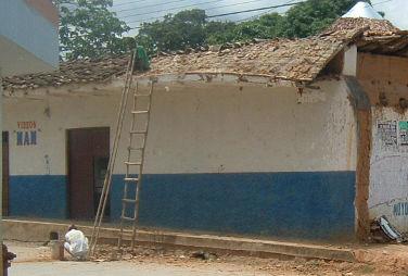 Terremoto Moyobamba 2005 trabajo preventitivo - Moyobamba earthquake 2005 preventitive work